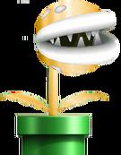 Planta Piraña de oro