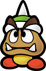 SpikeGoomba