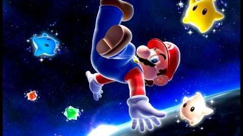 Super Mario World - Underwater Galaxy Feel Mix