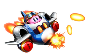 Kirby Air Robobot