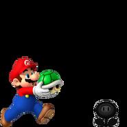 Mario y Flor Malvada
