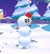 Pokey de nieve SM