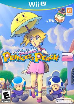Super Princess Peach 2