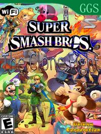 Super Smash Bros The Clone Fight GGS By Silver & Company