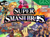 Super Smash Bros: The Clone Fight