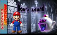Boo's Island Carátula NR by Silver