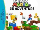 Super Mario 3D Adventure