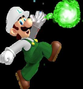 Fire Luigi