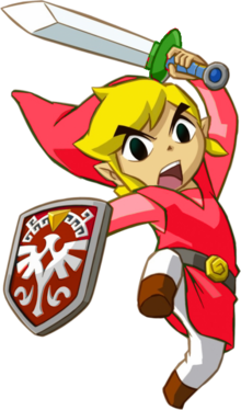 Link rojo
