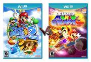 Mario sunshine vs mario galaxy
