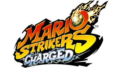 Pause Menu - Mario Strikers Charged Music Extended