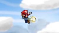 Mario Neutral Aerial