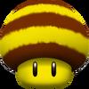 Mushroom - Bee
