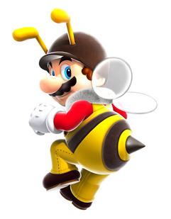 Super Mario Abeja