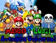 Mario & Luigi Aventura Universal