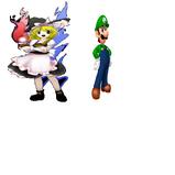 Mario and Touhou Luigi y la otra