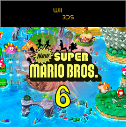 New super mario bros 6