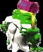Frogfucius - Artwork