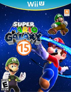 Super Mario Galaxy 15