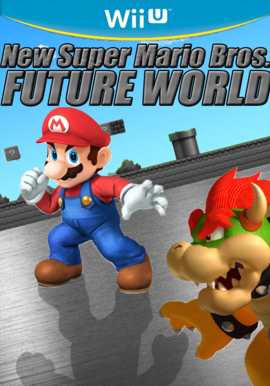 New Super Mario Bros Future World