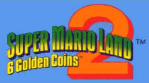 Wario Battle 1 - Super Mario Land 2- 6 Golden Coins Music Extended