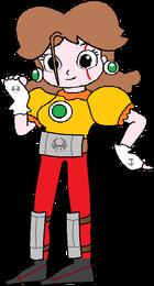 Daisy Mushroom Warriors