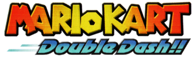 Mario kart double dash beta logo by ringostarr39-d7smo1t