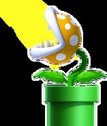 Planta Piraña eléctrica