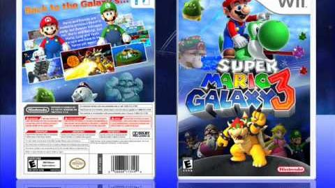 Super Mario Galaxy 3 Music - Atomic Star Galaxy (Fanmade)
