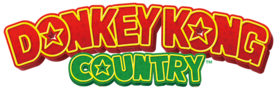 Donkey Kong Country series logo