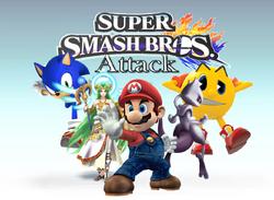 Super Smash Bros. Attack By Silver & Company
