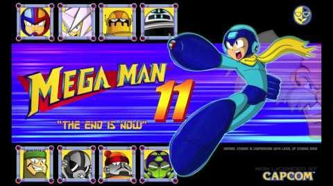 (2013, Fan-Made) Megaman 11 - Alien Man Stage Music