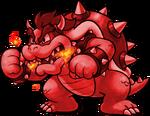 Bowser Rojo