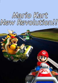 Mario Kart New Revolution!!