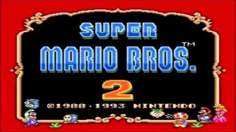 Super Mario Bros 2 - Underground (beta) (Sega Genesis Remix)