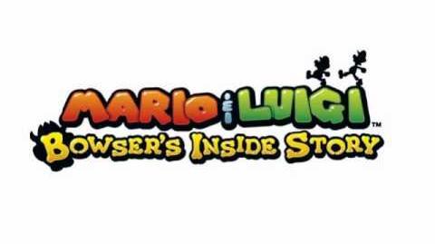 Dimble Woods 1 - Mario & Luigi Bowser's Inside Story