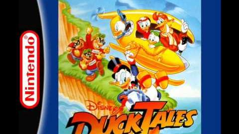 DuckTales Music (NES) - The Moon Theme