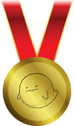 Memedalla de oro
