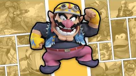 WarioWare, Inc. - Super Smash Bros. 3DS