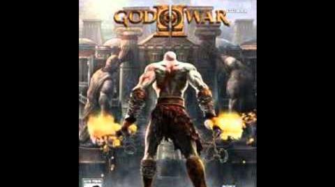 God of war 2 musica