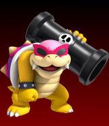 Roy Koopa New Super Smash Bros Brawl