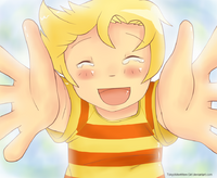 Mother 3 lucas by tokyomewmew girl