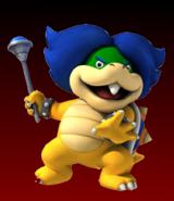 Ludwig von Koopa New Super Smash Bros Brawl