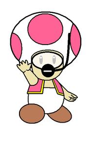 Toad buceador