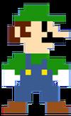 Luigi 8-bits