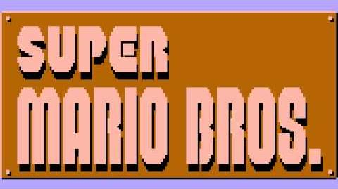 Overworld BGM - Super Mario Bros