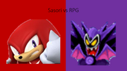 Sasori vs RPG