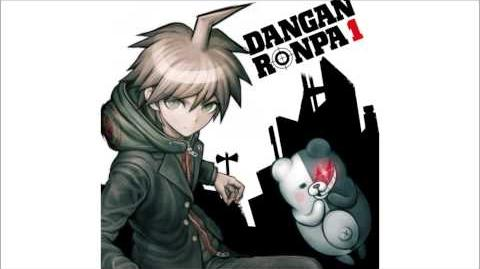 Danganronpa The Animation OP (Full) - 03 Never Say Never (Instrumental)-0