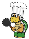 Paper Chef Bro