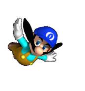 Oscar volando